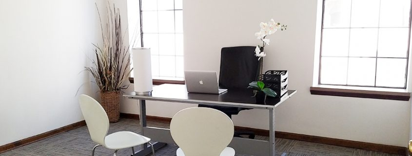 rentable office space